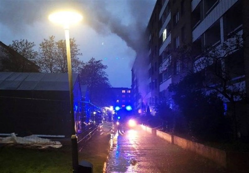Explosion Hits Building in Sweden's Gothenburg, 25 in Hospital