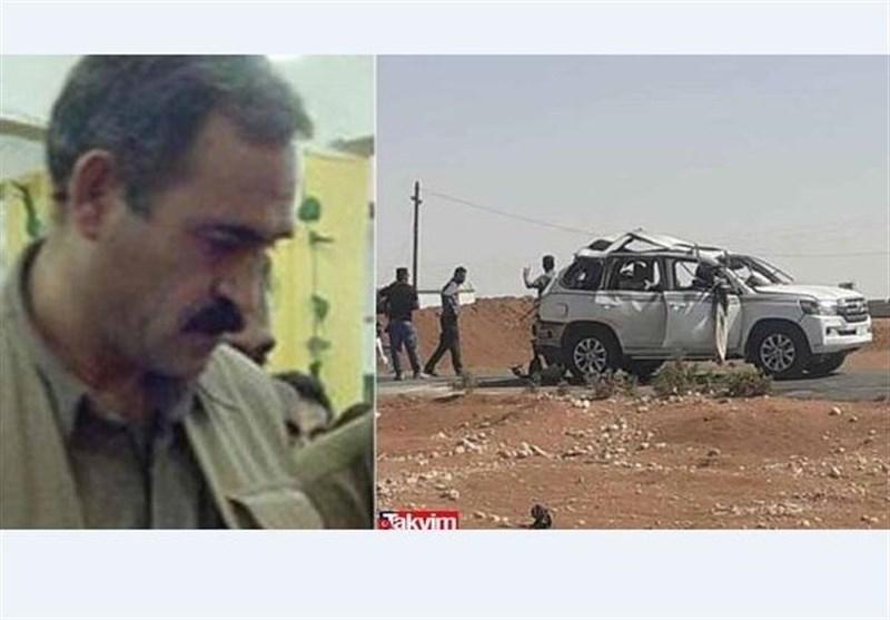 کشته شدن سرکرده پ ک ک در سوریه از سوی پهپادهای ترکیه