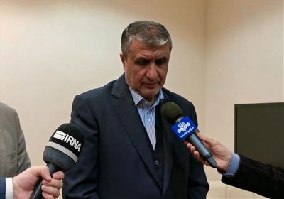 Iran's Nuclear Chief in Russia for Talks