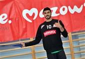 صالحی: حضور در لیگ لهستان باعث پیشرفت من خواهد شد