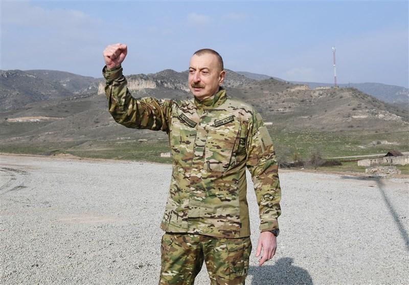 Iran Military Drills Serve Regional Stability, Spokesman Says after Azeri Leader's Criticism