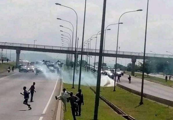 اربعین حسینی  راهپیمایی اربعین، کشور نیجریه،