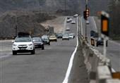 ترافیک پرحجم در جادههای مازندران/ ترافیک جاده هراز 800 متری شد