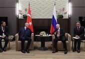 سایه اختلافات روسیه و ترکیه درباره سوریه و قرهباغ بر مذاکرات پوتین و اردوغان