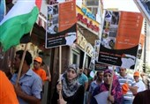 Dozens of Palestinians Injured in Israel Attack on Anti-Settlement Rallies