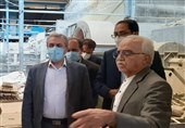 وزیر صنعت: کارخانه آجر دهدشت توسعه مییابد