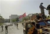 تدابیر شدید امنیتی در اطراف پارلمان تونس