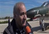 خلبان محققی رکورددار پرواز رزمی برون مرزی با فانتوم درگذشت