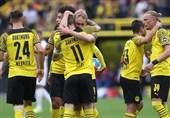 جام حذفی آلمان| صعود دورتموند به دور سوم با گلهای ازار/ لایپزیگ هم جواز صعود گرفت