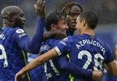 لیگ برتر انگلیس  چلسی با پیروزی مقابل ساوتهمپتون صدرنشین شد