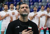Iran Volleyball Federation to Continue Cooperation with Behrouz Ataei