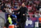 سیمئونه: بهترین بازیمان را مقابل بارسلونا به نمایش گذاشتیم/ به فلیکس گفتم این دقیقاً همان چیزی است که از او میخواهم