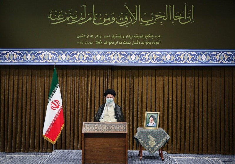 States Relying on Outsiders for Security Will Be Slapped, Ayatollah Khamenei Warns
