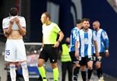 لالیگا| رئال مادرید در خانه اسپانیول شکست خورد/ سومین بازی بدون برد متوالی در کارنامه کهکشانیها