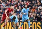 لیگ برتر انگلیس| دوئل لیورپول و منچسترسیتی در آنفیلد برنده نداشت