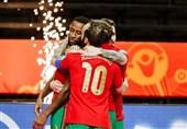 جام جهانی فوتسال| پرتغال با غلبه بر آرژانتین قهرمان شد/ ناکامی آلبیسلسته در دفاع از عنوان قهرمانی