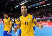 جام جهانی فوتسال| ستاره برزیل آقای گل شد/ رونمایی از 3 بازیکن برتر مسابقات + عکس