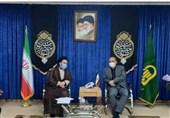 وزیر کشور با نماینده ولی فقیه در استان لرستان دیدار کرد+ تصویر