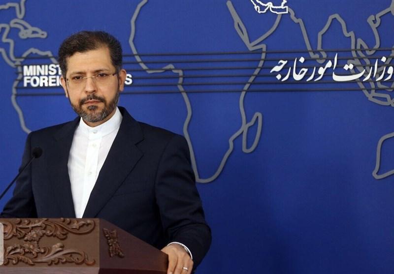 Talks with Saudis in Process Perfectly: Iranian Spokesman