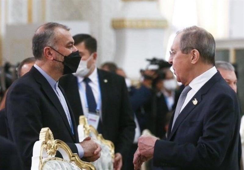دیدار وزرای خارجه ایران و روسیه در مسکو