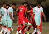 تساوی فولاد خوزستان برابر استقلال ملاثانی در دیداری تدارکاتی