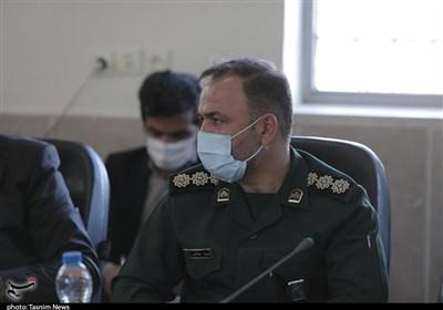 آمادگی سپاه و بسیج برای ساخت منازل زلزلهزدگان کوهرنگ با همکاری دولت