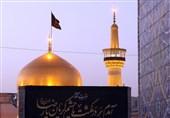 مشهدالرضا(ع) غرق در ماتم و عزا/ زائر و مجاور به سوگ نشستهاند