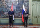 لاوروف: ترکیه به استقلال و تمامیت ارضی سوریه احترام بگذارد