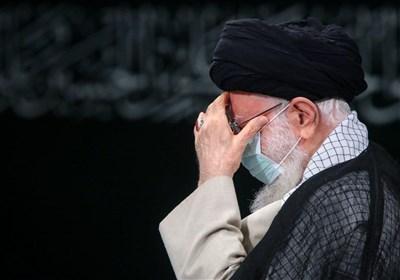 برگزاری مراسم عزاداری روز رحلت پیامبر و شهادت امام حسن(ع) با حضور امام خامنهای