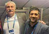 در جلسه روسای فدراسیونهای کشتی ایران و آمریکا مطرح شد؛ دعوت رسمی از تیم ایران برای مسابقه در آمریکا