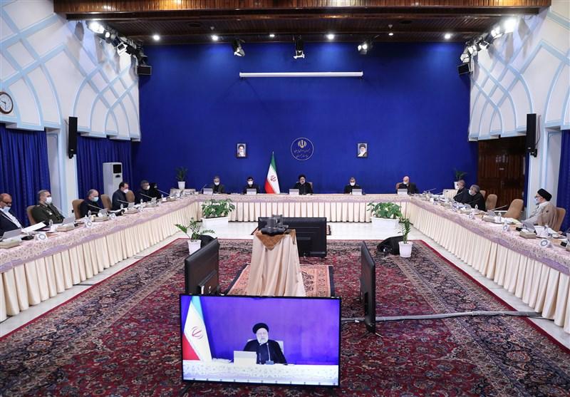 هیئت وزیران به سه استاندار منتخب کشور رأی اعتماد دادند