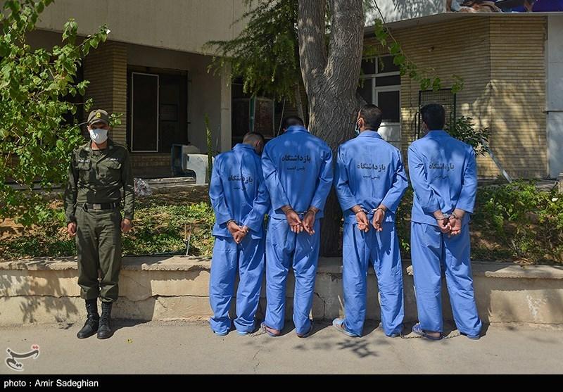 5 سارق خط لوله پالایشگاه در کهریزک دستگیر شدند