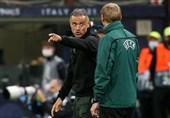 انریکه: کلید پیروزیمان ارائه بازی همیشگی بود/ بابت پایان دادن به شکست ناپذیری ایتالیا خوشحال نیستیم