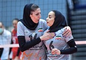Iran's Zare Named best Middle Blocker at Asian Club Championship