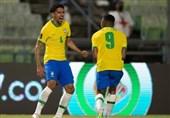 انتخابی جام جهانی 2022| تداوم پیروزیهای برزیل و توقف آرژانتین در پاراگوئه