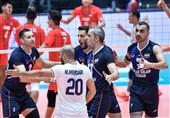 والیبال باشگاههای آسیا| چهارمین پیروزی متوالی فولاد سیرجان