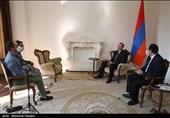 """أمین مجلس الأمن القومی الأرمنی لـ""""تسنیم"""": لم ولن نجری أی محادثات مع باکو لتغییر الحدود"""