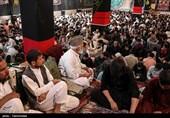 برگزاری مراسم عزادارى در زیارتگاه حضرت ابا الفضل(ع) کابل+تصاویر