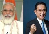 توافق هند و دولت جدید ژاپن برای همکاری در اقیانوس آرام
