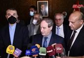 امیرعبداللهیان: روابط ما با سوریه راهبردی است/ المقداد: از ایران حمایت میکنیم