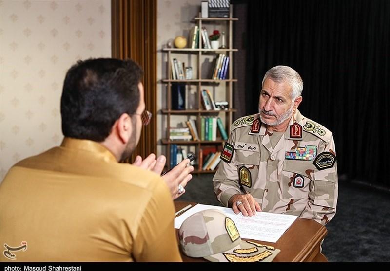 Iranian Commander: None of Border Crossings Closed