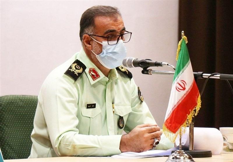 فرمانده انتظامی همدان: امنیت پایدار بدون پلیس هوشمند امکانپذیر نیست