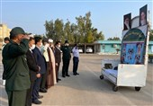 امنیت پایدار قشم مرهون تلاش نیروهای انتظامی است