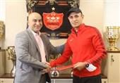 قرارداد گلمحمدی با پرسپولیس برای 2 فصل دیگر تمدید شد