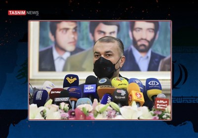 مسؤولون لبنانیون لتسنیم: زیارة عبد اللهیان تعکس اهتمام طهران بخروج لبنان من أزمته