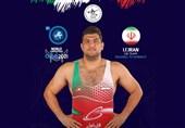 کشتی فرنگی قهرمانی جهان| تاریخسازی علی اکبر یوسفی با طلا تکمیل شد/ طلای سنگین وزن جهان بر سینه دلاور ایرانی