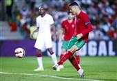 برتری پرتغال مقابل قطر در دیداری دوستانه/ رونالدو با عبور از رکورد راموس تاریخساز شد
