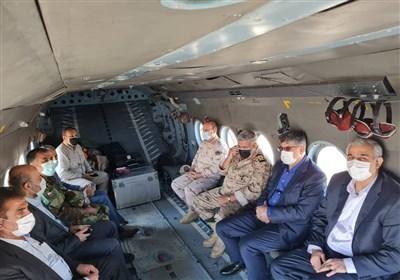 بازدید جمعی از اعضای کمیسیون امنیت ملی از مرزهای شمال غرب کشور