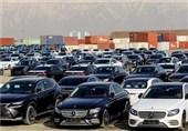 """توقیف 900 خودرو وارداتی با برندهای """"بنز، لکسوس و هیوندا"""" در انبارهای نگهداری کالاهای قاچاق"""