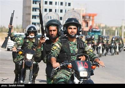 رزمایش هلی برن نیروهای یگان ویژه - کرمان